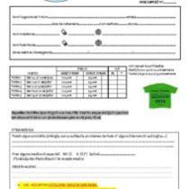 Formulari inscripció Casal d'Estiu 2018